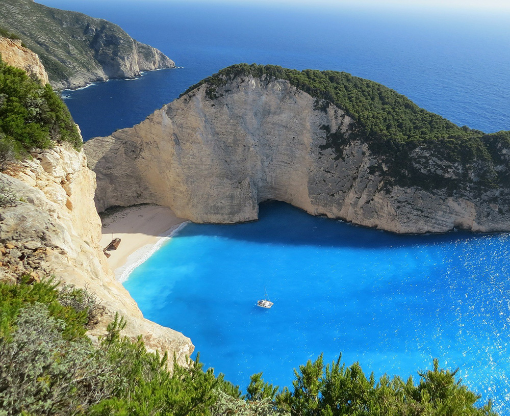 Navagio Beach - Zakinthos, Greece